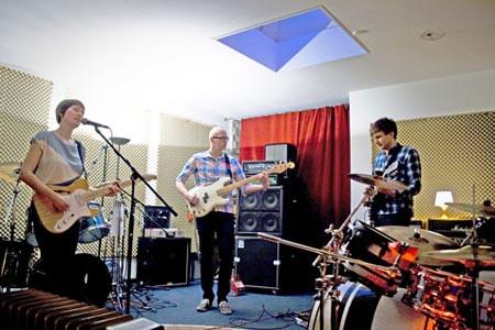 TRQ Rehearsal Room